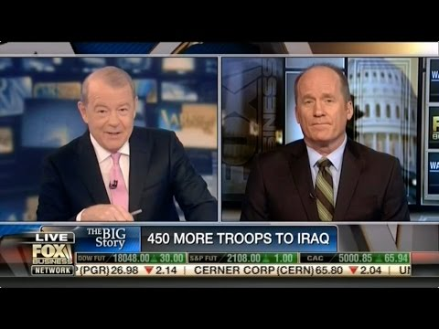 Obama sends 450 more troops to Iraq