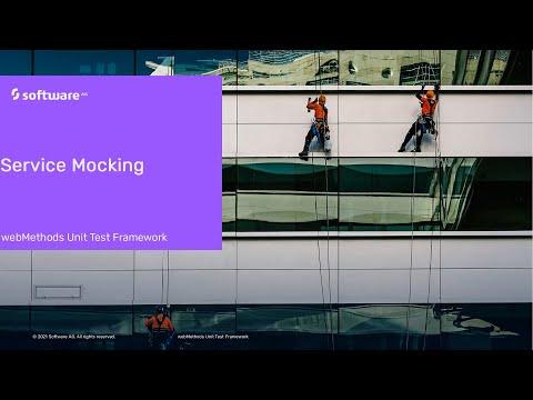 Service Mocking using webMethods Unit Test Framework | Software AG