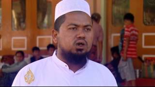 Buddhists offer Myanmar Muslims shelter in monastery