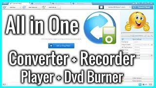 Best Video Converter With All in One Features
