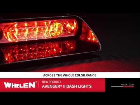 Whelen Avenger® II Series