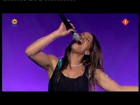 Glennis Grace . The true Voice of Holland - Love leave me (original song by Rene Froger)