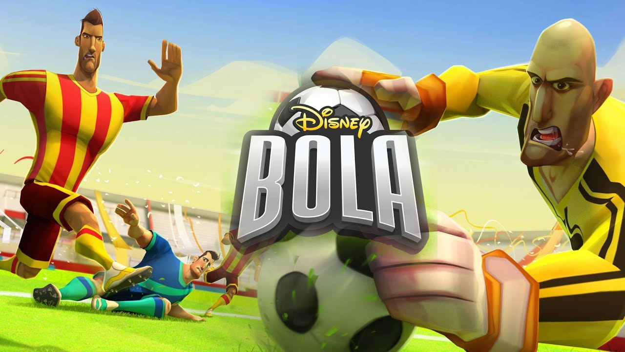 Disney Bola Soccer Android GamePlay Trailer (HD) [Game For ...
