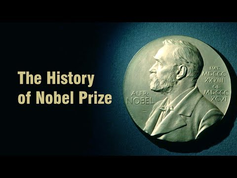 History Of Nobel Prize | Alfred Nobel | The OpenBook