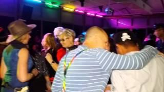 Весёлые танцы на Карнавальной вечеринке (12.03.2015) Какая музыка, какое наслаждение...весь вечер!