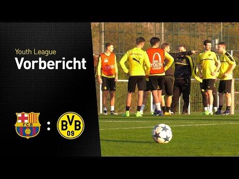 U19: Vorbericht zum Spiel beim FC Barcelona | UEFA Youth League