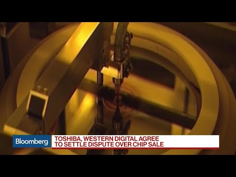 Toshiba, Western Digital End Months-Long Legal Spat
