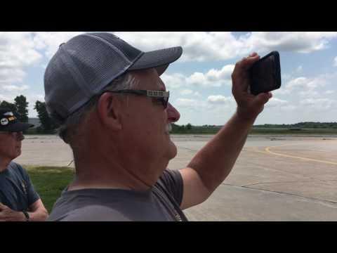 CH47F Taxi & Takeoff