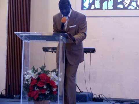 Pastor Shanks Kaunda - Living Waters Ministries - Pt 2