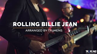 Rolling in the deep/Billy Jean - TR3MENS (Instrumental cover)