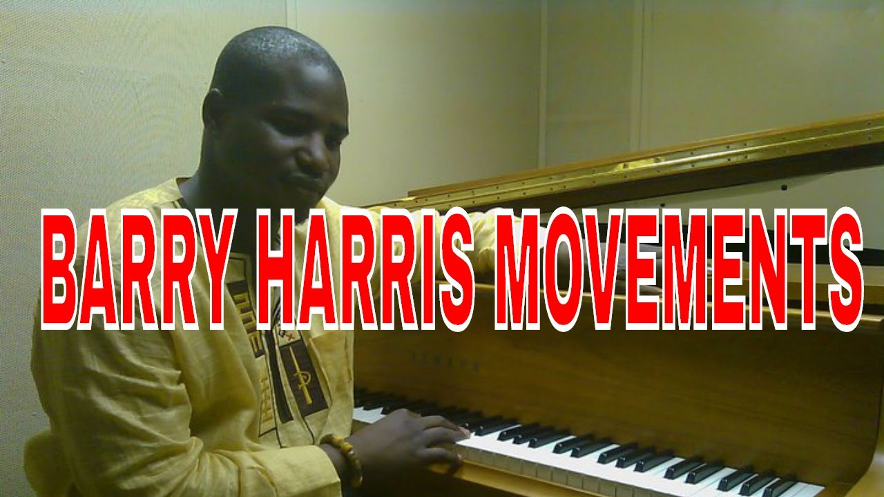 Part 2 barry harris piano exercise how to move dominant 7th part 2 barry harris piano exercise how to move dominant 7th chords like the jazz masters hexwebz Choice Image