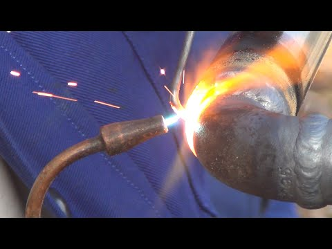 BoH 129 - Welding Steel Gas Pipes inside the House