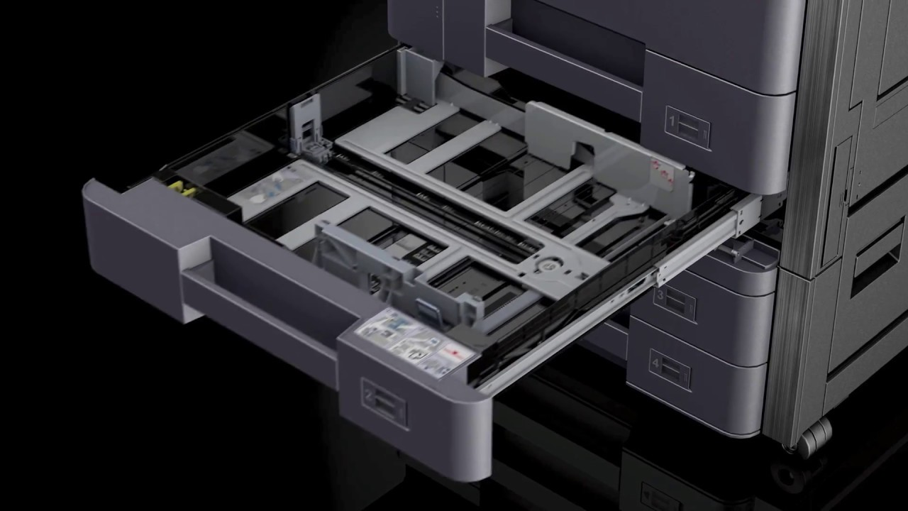 UTAX | Introduction of product serie 2506ci Italian