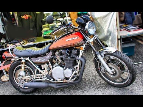 Kawasaki Jz Ltd