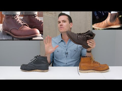 Are ALL Red Wings Made In USA? (5 Things You Don't Know About Red Wing)