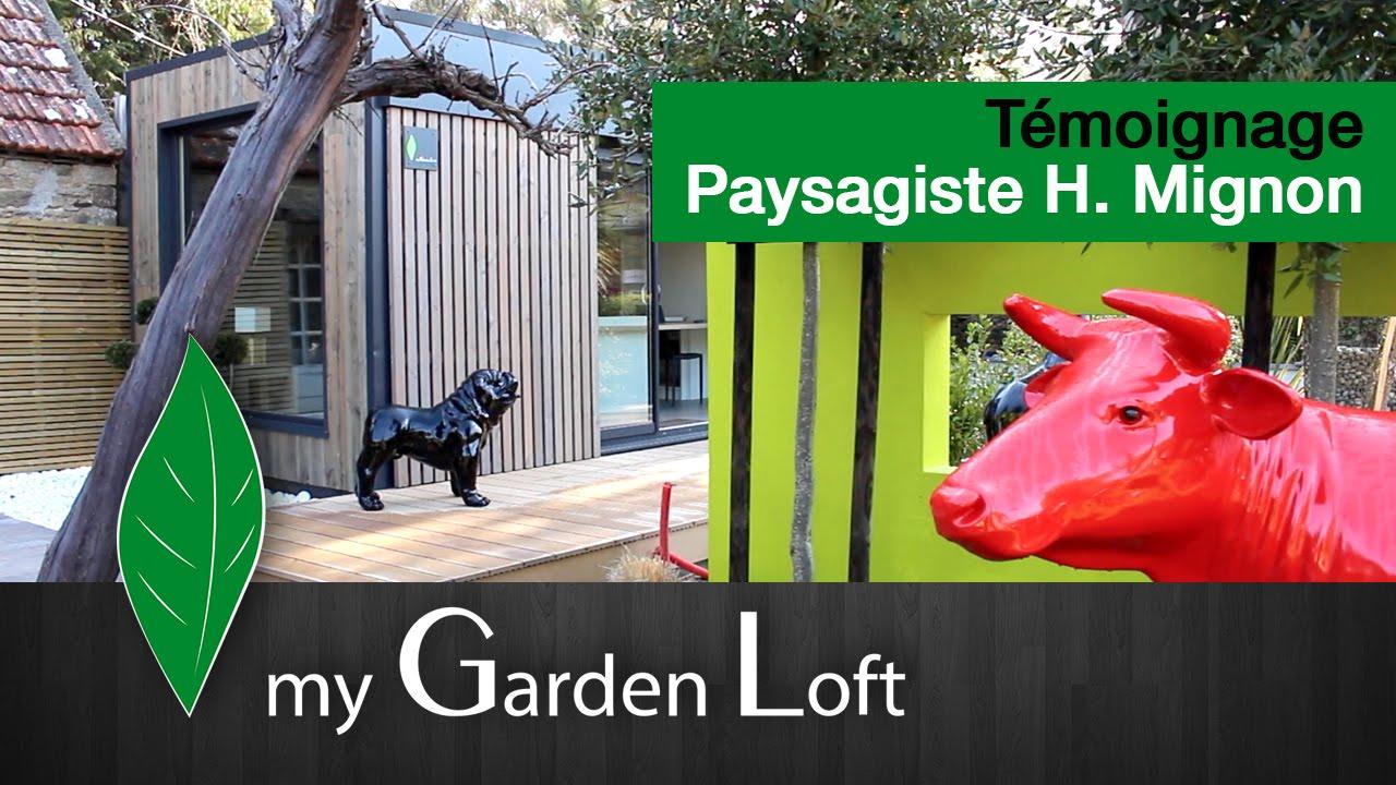 t moignage paysagiste cr ateur henri mignon my garden. Black Bedroom Furniture Sets. Home Design Ideas