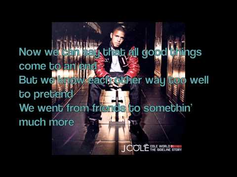 J Cole  Nothing Lasts Forever LYRICS  SCREEN