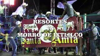 ¡FUERZA Y PODER! TORO EL RESORTES DE RANCHO SANTA ANITA