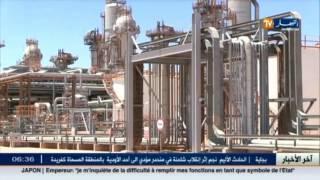 طاقة : تسويق الغاز الجزائري.. المستقبل المجهول