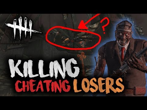 KILLING CHEATING LOSERS & The New Doctor! - Dead by Daylight with HybridPanda