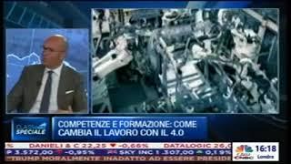 16-04-2018 SPECIALE CLASS CNBC - Intervista al Presidente di Federmeccanica Alberto DAL POZ