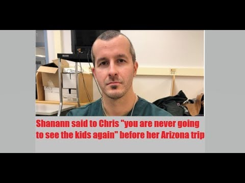 Chris Watts did NOT randomly snap due to what Shanann said that night