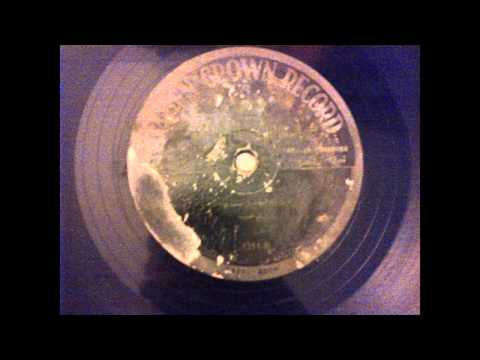 Aden Crown Record II, Yemen music 78rpm