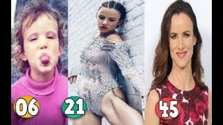 Juliette Lewis ♕ Transformation From A Child To A 45 Years OLD