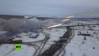 Rusia repele con éxito un simulacro de ataque nuclear masivo
