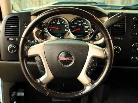 For Sale ~ 2008 GMC Sierra 1500 SLE Crew Cab Z71 4WD ~ Low ...
