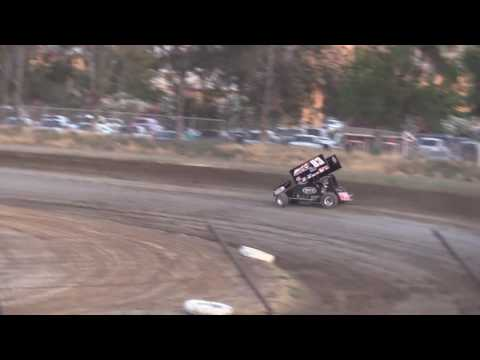 Giovanni Scelzi 6-10-16 King of Kings Heat Race Kings Speedway Hanford