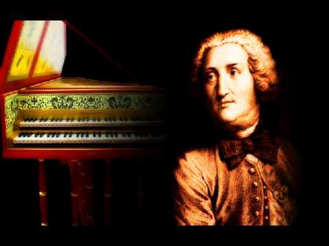 Louis Marchand (1669-1732)-Pièces De Clavecin, Book 1, Suite in  D Minor