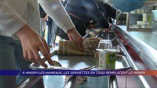 Yvelines | A Magny-les-Hameaux, les serviettes en tissu remplacent le papier