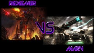 RA2 YR Expendables Mod: Redeemer VS MARV [EPIC UNITS]