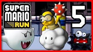 SUPER MARIO RUN Part 5: Ordentliches Gesamtpackage in World 5!