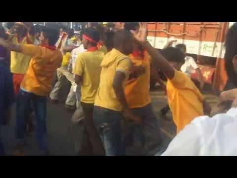 Vanniyar festivel celebration in mamallapuram