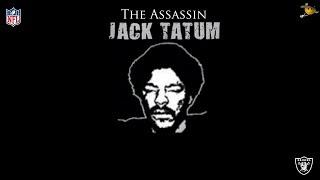 Jack Tatum  (The Assassin) NFL Legends