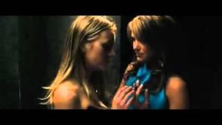 Danneel Harris & Leighton Meester - The Roommate - Full kiss scene