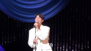 20190518 - パクボゴム 神戸 talk show 1Time - 輝く未来.