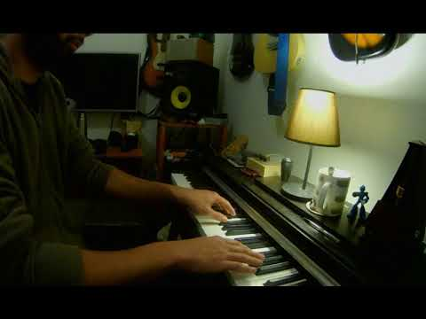 Mazzy star- fade into you (piano cover)