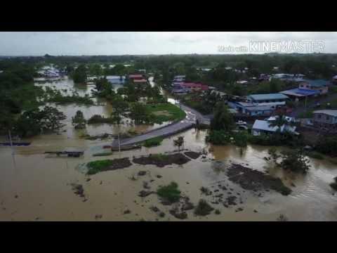 Barrackpore after Tropical Storm Bret - 20-06-2017