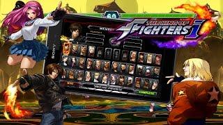 Como Descargar The King Of Fighter 2012 para Android Todos Los Personajes sin pc Mediafire