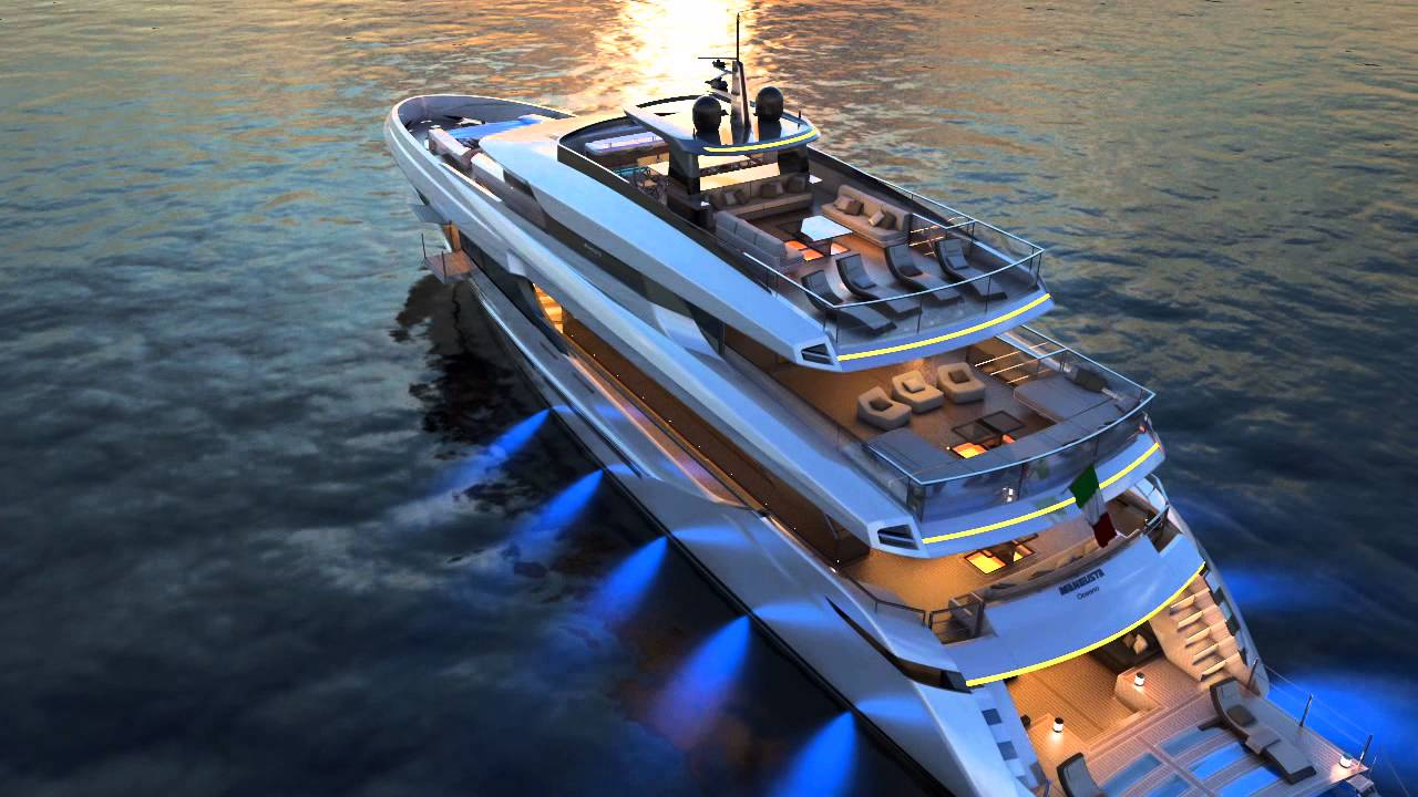 The Five Finest Mangusta Yachts Of All Time