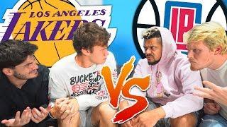 LAKERS vs. CLIPPERS NBA TRIVIA!