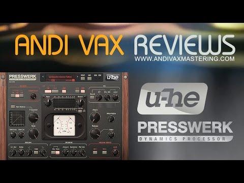 AVR 039 - U-HE Presswerk