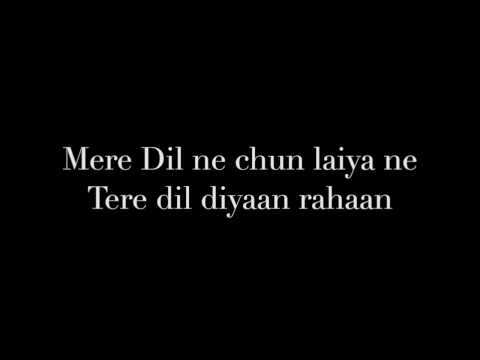 Main Tenu Samjhawan Ki Lyrics (Humpty Sharma Ki Dulhaniya)