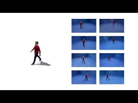 4D Video Textures for Interactive Character Appearance (EUROGRAPHICS 2014)