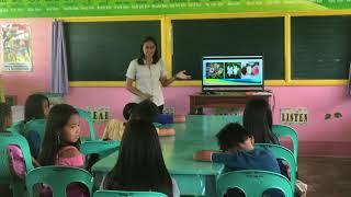 Science 5 demo teaching