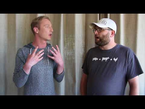 Nissan Taste of Music City Chef Will Gray 2018 with  Zac Woodward