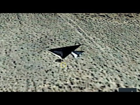 Triangular Craft Spotted Near Holloman Air Force Base! 2018